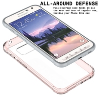Phone case sublimation printing for samsung galaxy S7 Active,new fair phone case
