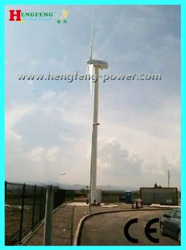 100KW wind turbine system