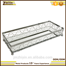 custom size cement serveing tray of Bottom Price