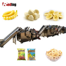 Commercial Used Plantain Chips Making Machine Banana Chips Processing Line Banana Chips Machine