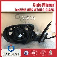 High Quality Side Mirror for Mercedes Benz AMG W205 C-CLASS