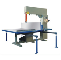 High quality Polyurethane block vertical foam block cutting machine