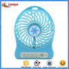 2016 new Patent 18650 battery electric air cooler handheld mini fan with clip