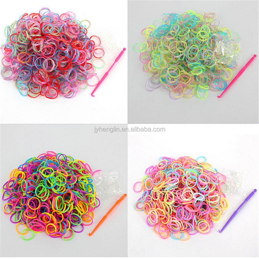 loom rubber band bracelet, loom rubber band accessories,loom rubber band