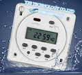 CN101A Timer Switch AC 220V 16A Digital LCD Power Programmable Electronic