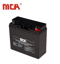 good quality 12V 18Ah sealed lead acid UPS storage battery
