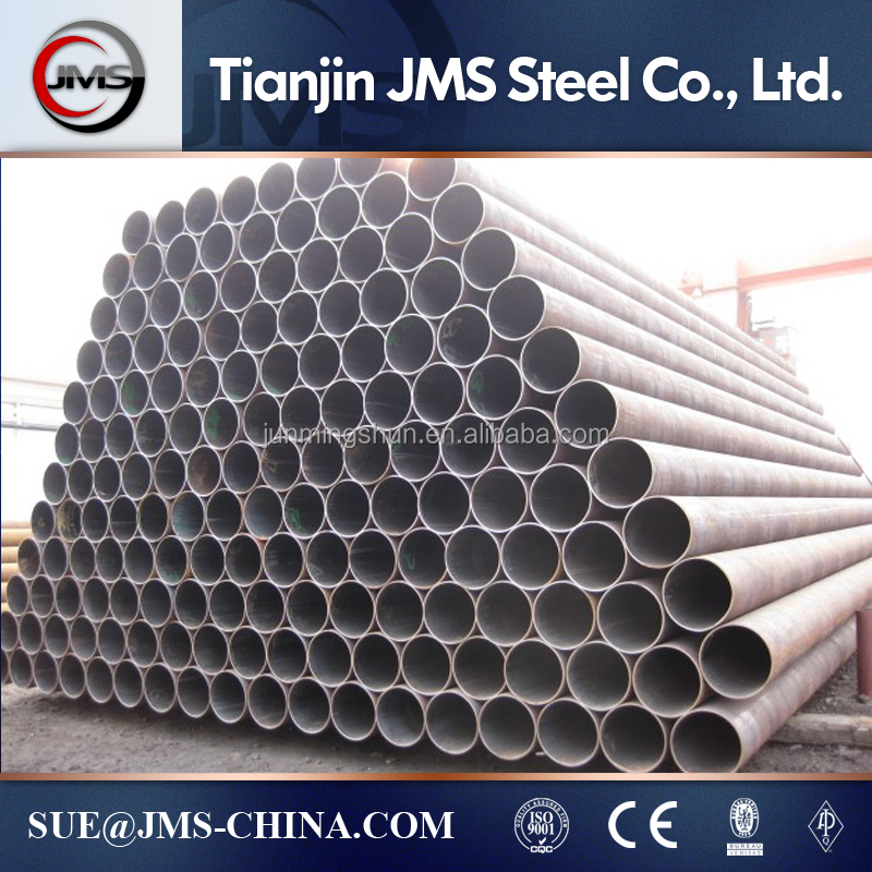 Large stock din en 10220 high-strength spiral welded steel pipe/tube