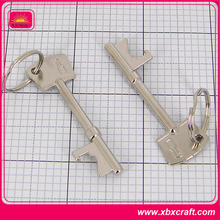 wholesale wedding favor custom skeleton key shape bottle opener