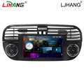car dvd radio gps navigation for fiat 500 touch screen 2 din support bluetooth