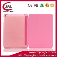 New pleasingly simple PU PC sleeve cover for ipad mini 4