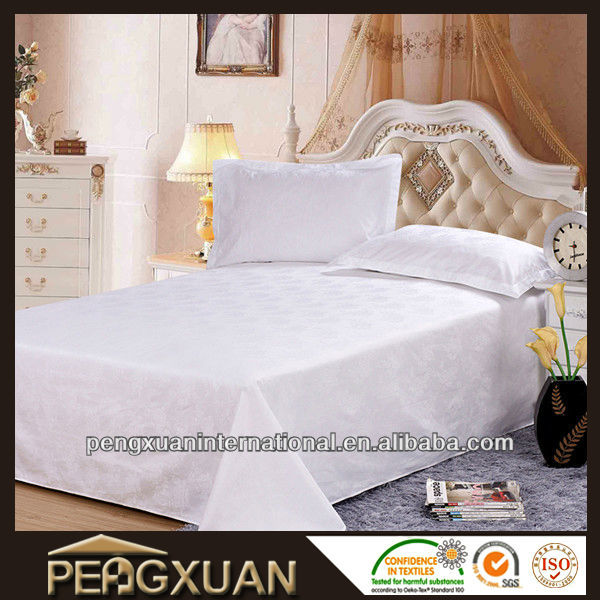 PX hot sale 4pcs fitted bed sheet set in bedding set