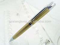 XH0007B Metal pen of Ball pen for lacquer finishing can make your logo for promotional ball pen Promotional gift