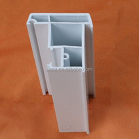 HSP60-17B Mullion China upvc window and door frame pvc profile supplier