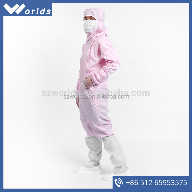 NEW antistatic W-A114 industry use protective coveralls
