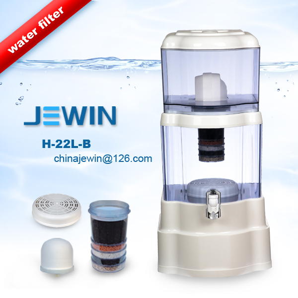 22Ltr Square Mineral China Water Purifier without electricity