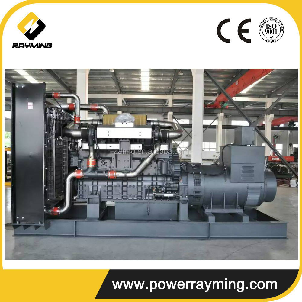 Factory Direct Sell China Shangchai Engine 445KW Diesel Generator Set For Sale