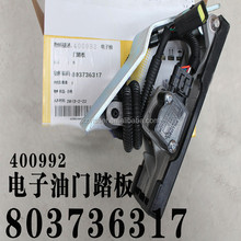 Truck parts electronic accelerator pedal for truck