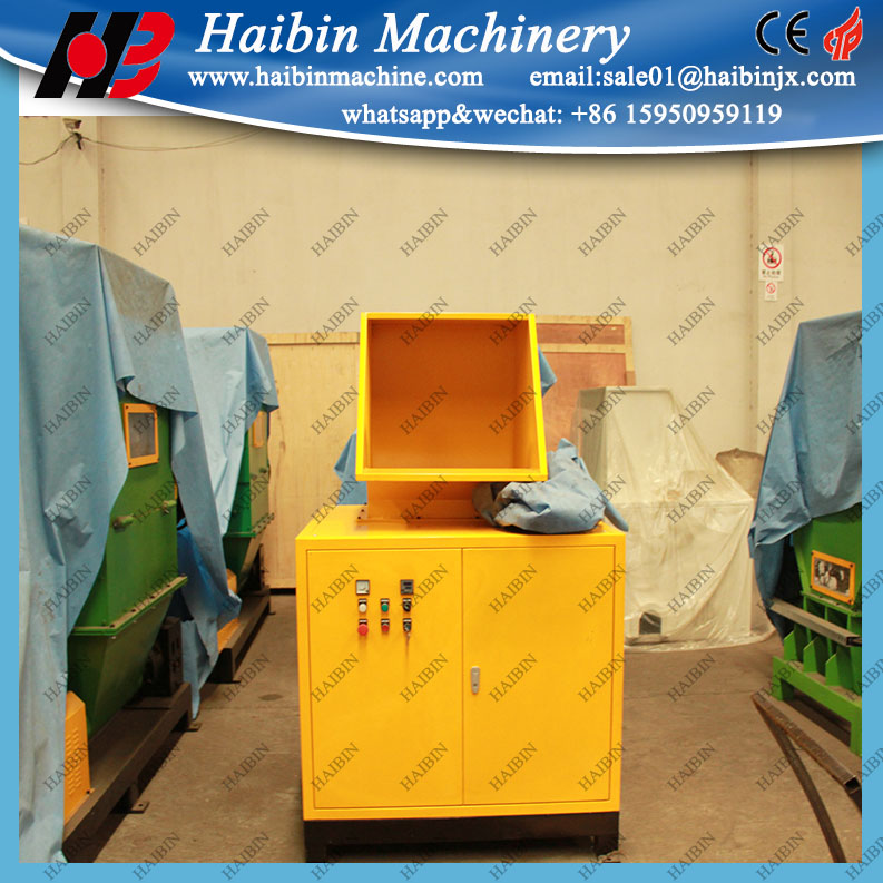 EPS Hot melting machinery plastic recycling machine