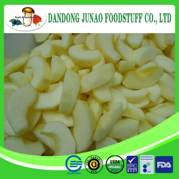Common Cultivation natural frozen style fresh fruit apple pear