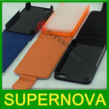 Sublimation PU leather case for iphone 5G