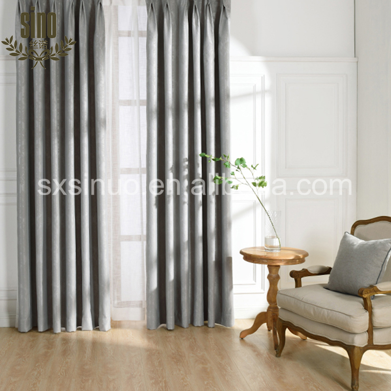 Home Decorative Romantic drapes for living room