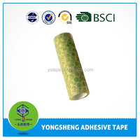 Transparent student stationery tape used for office packing