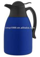 promotional comfortable thermal food safe insulated vacuum stainless steel coffee pot