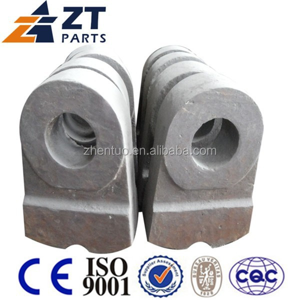 Crusher Spare Parts Hammer
