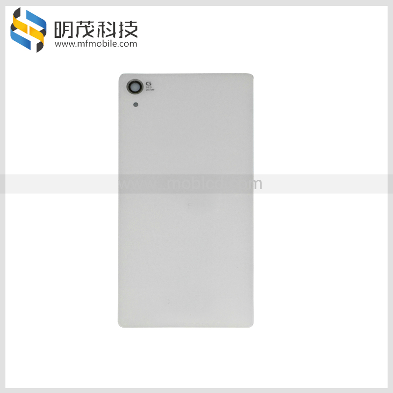 Back battery cover for sony xperia z2, battery cover door housing for sony z1 Z1mini z2 z3 z4 z5