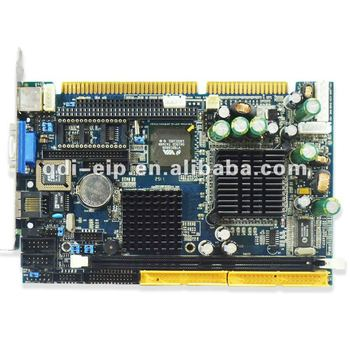 Isa half size CPU card /Half-size All-in-One CPU card