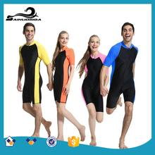 Professional kids shorty wetsuits with high quality
