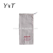 cotton drawstring shoe bags SB02