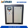 Small volume 40HP 30KW high efficiency screw air compressor by Chinese professional compressor suppliers