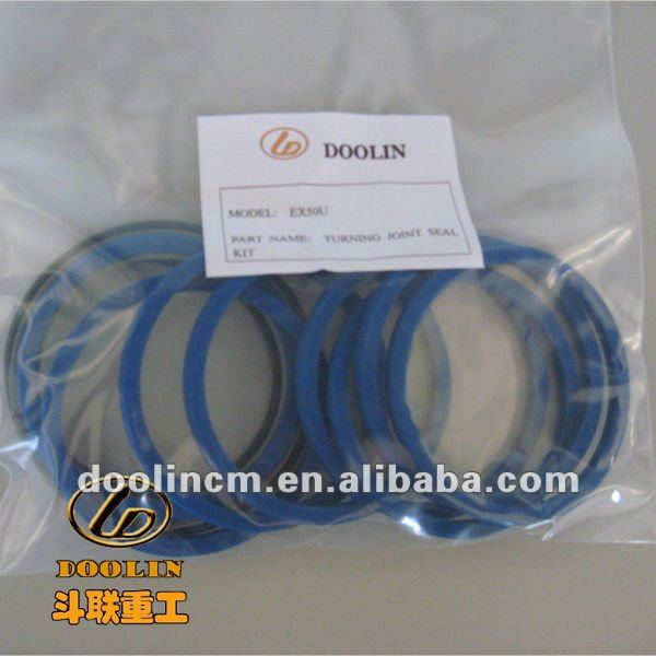 High Quality Turning Joint Seal Kit EX50U ZX130 ZX160 ZX200