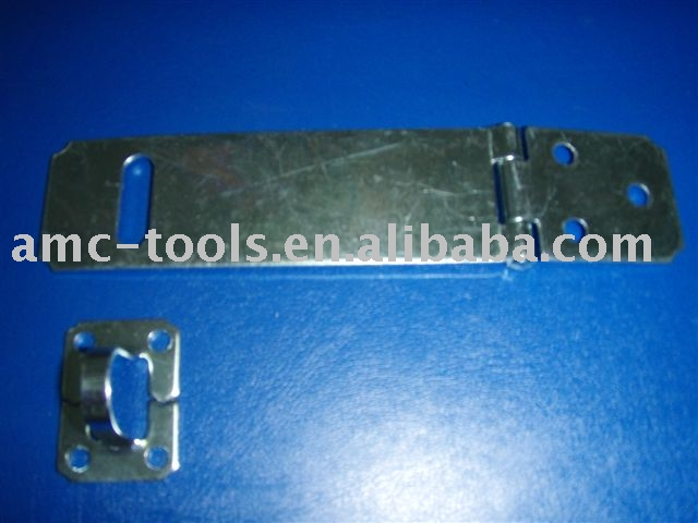 Door hasp&iron staple