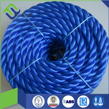 PE Twisted Rope offered by shandong pe rope supplier
