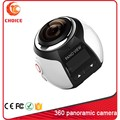 360 Video Camera 360 Degree Wifi Camera Sports Action Waterproof For Diving Climbing Skiing