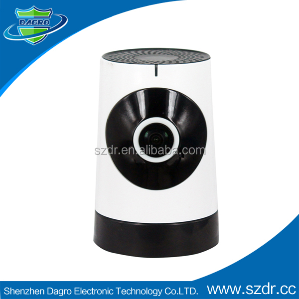 Fish eye cctv camera mini security camera system