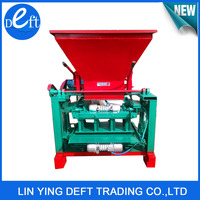 high quality hydraulic concrete block making machine with factory price