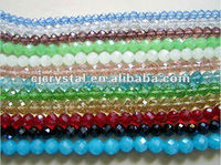 round glass beads for jewelry various color,round glass beads