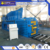 Small trash compactor baler for cardboard plastic bottle compactor
