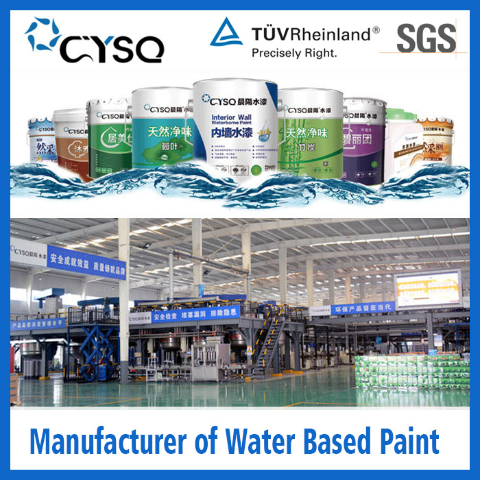 Water Based paint company names