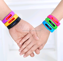 Anti Mosquito Bug Repellent Bracelet WristBand Keeps Insects & Bugs Away