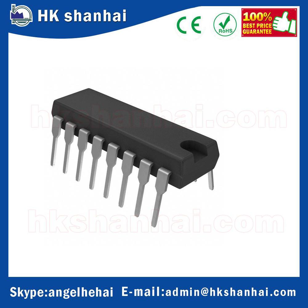 (New and original)IC Components CD74HC253E Integrated Circuits (ICs) Logic - Signal Switches Multiplexers Decoders 74HC IC Part