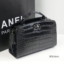 European fashion design New Design crocodile handbag