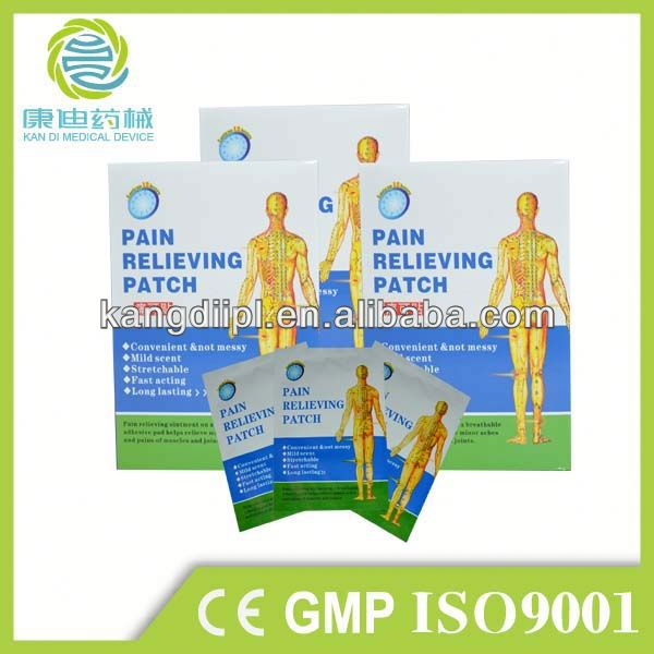 New arrival pain relieving patch medical devices for neck pain