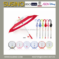 Susino Children Carton Printing POE umbrella