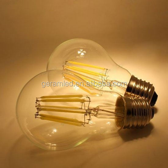 E27 vintage retro crystal ball 12v edison led bulb