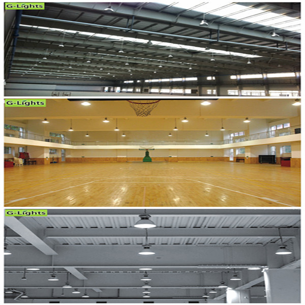 High power IP65 industrial factory ufo led high bay light 200W