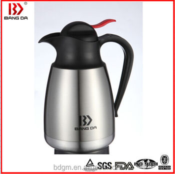 Stainless Steel Coffee Container Keep Hot Or Cold For 24 Hours